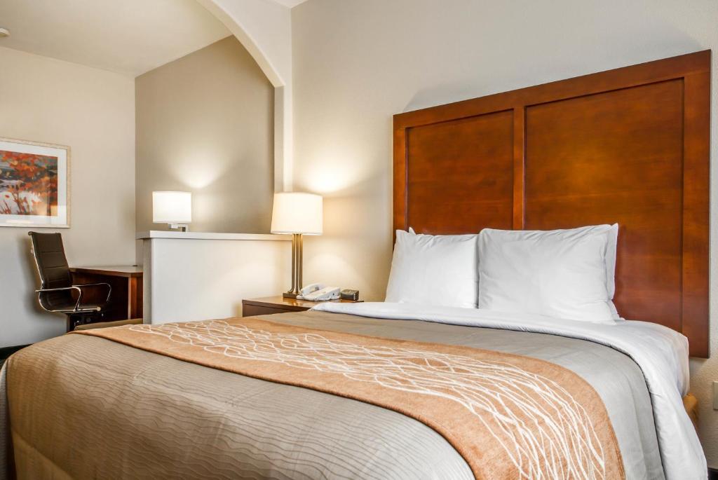 San Leandro Hotel Rooms