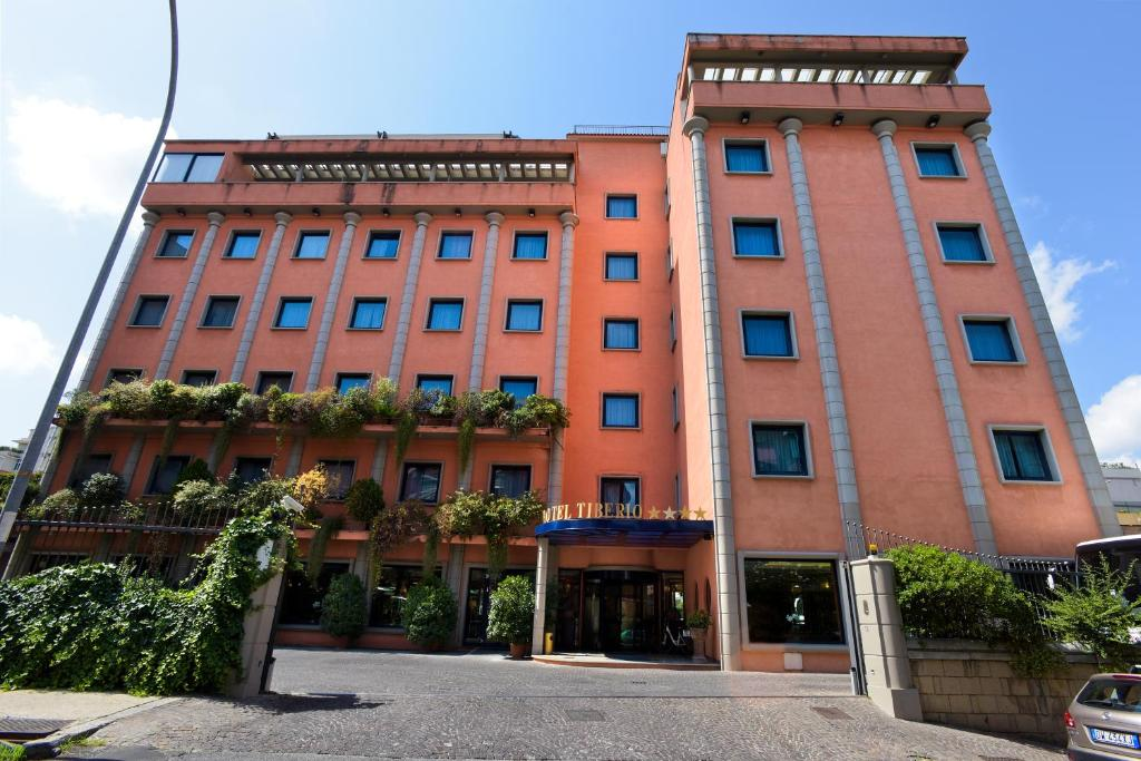 Grand hotel tiberio vatican city book your hotel with for Grand hotel rome