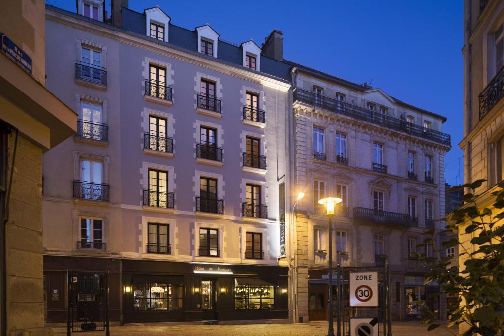 Hotel De Nemours Rennes Avis