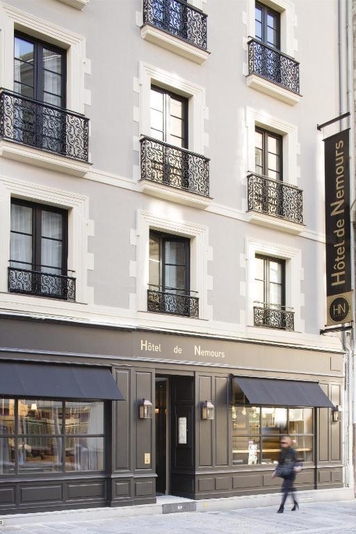hotel de nemours rennes prenotazione on line viamichelin. Black Bedroom Furniture Sets. Home Design Ideas