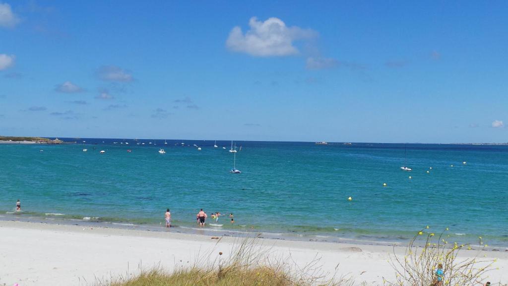 Camping de kerurus locations de vacances ploun our trez - Plouneour trez office tourisme ...