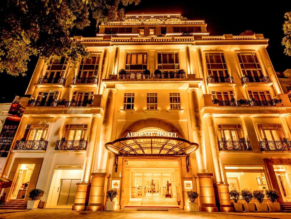 Khách sạn Apricot