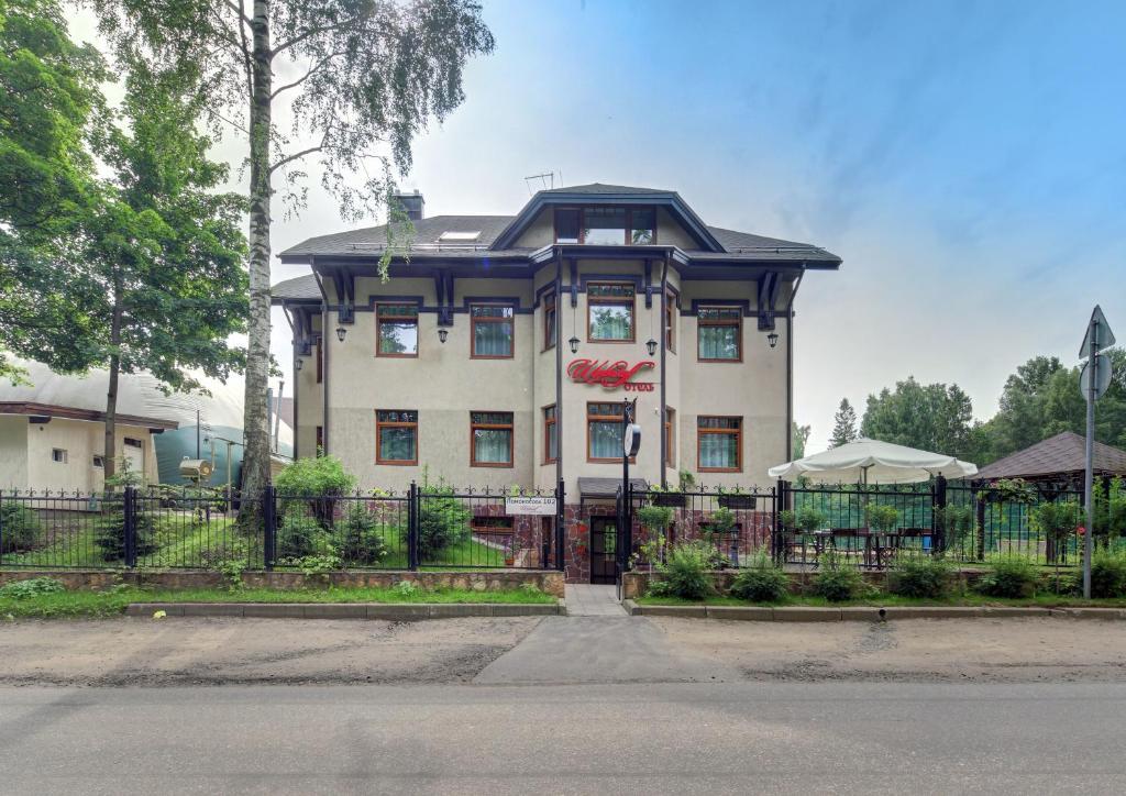 Мини Отель Шувалоff