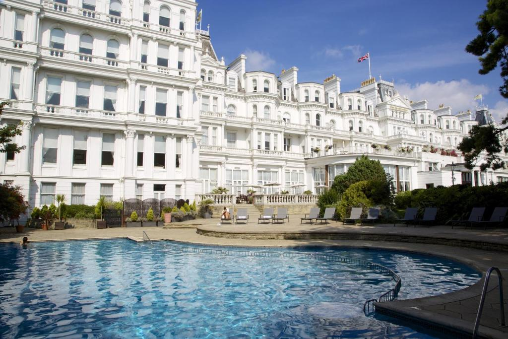 The Grand Hotel Eastbourne Online Booking Viamichelin