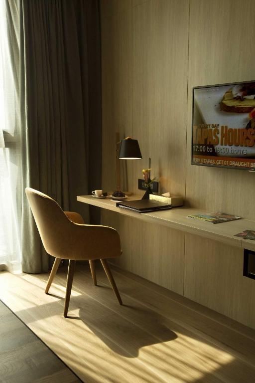 Phòng Signature Đôi hoặc 2 Giường đơn - Nhìn ra Thành phố