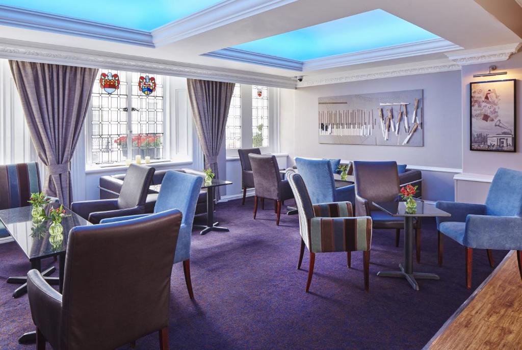 Lancaster gate hotel london online booking viamichelin for 13 14 craven terrace lancaster gate london