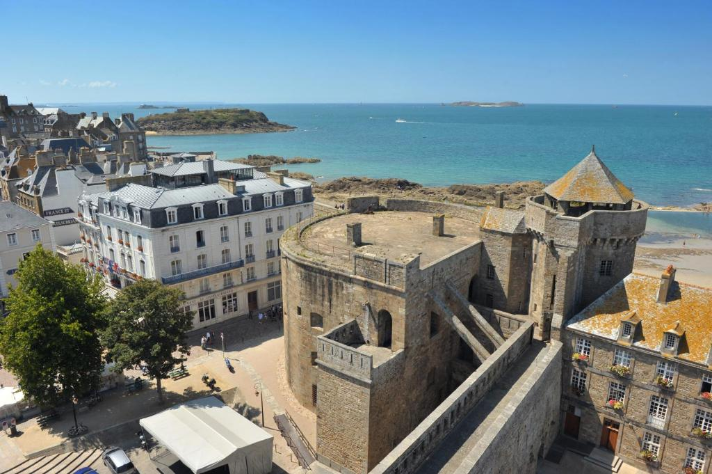 Hotel Saint Malo Booking