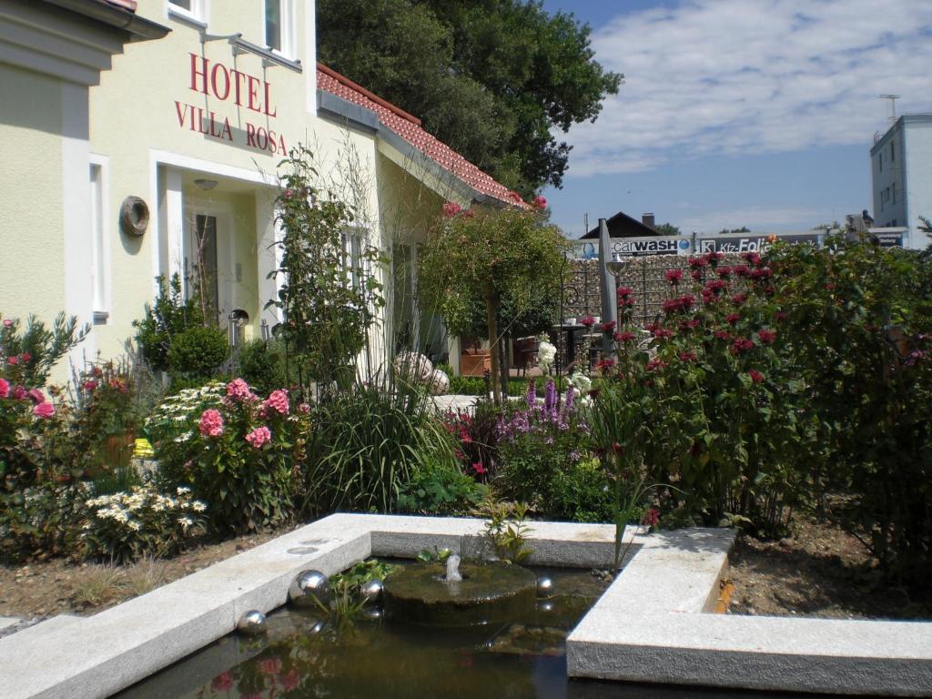 Hotel Villa Rosa Freising Book Your Hotel With Viamichelin