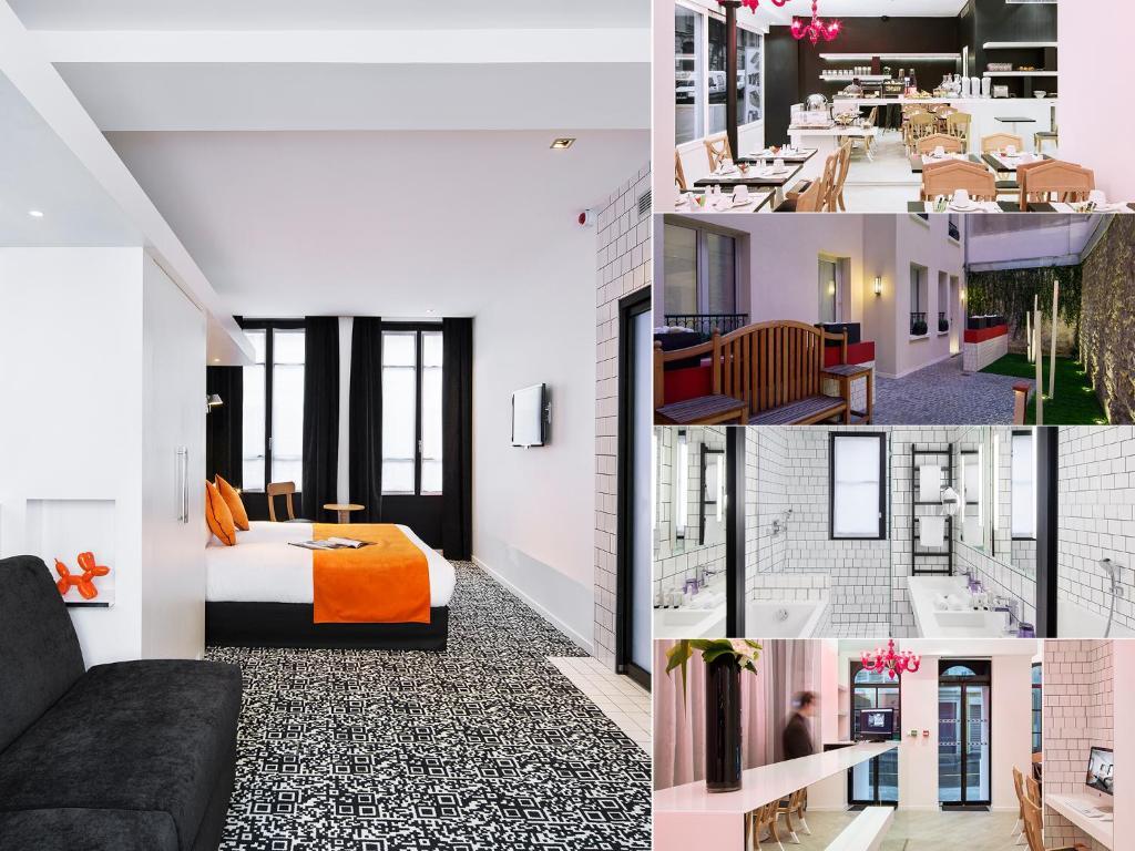 Hotel Best Western Faubourg