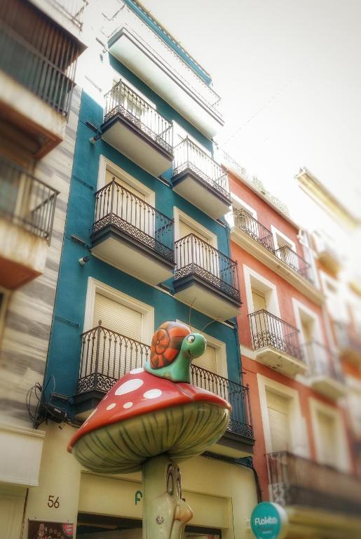 Wellrenting alicante sf alicante reserva tu hotel con for Hoteles familiares alicante