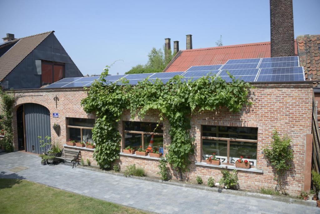 Casa rurale absolute home casa rurale en gent belgium for Casa home belgique