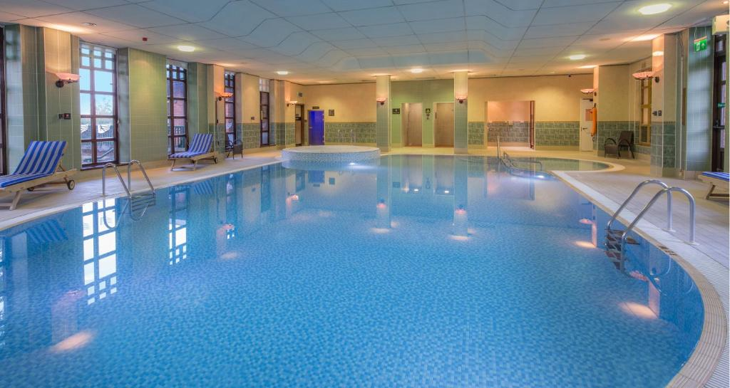 Hilton Puckrup Hall Hotel Golf Club Spa Great Malvern Book Your Hotel With Viamichelin
