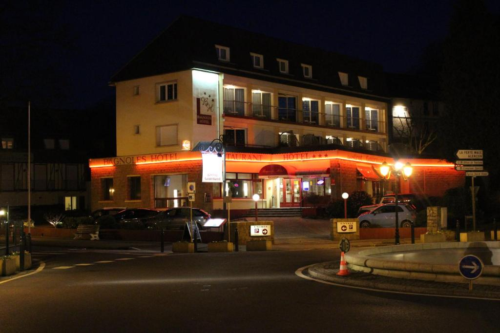 Bagnoles hotel contact hotel bagnoles de l orne for Contact hotel