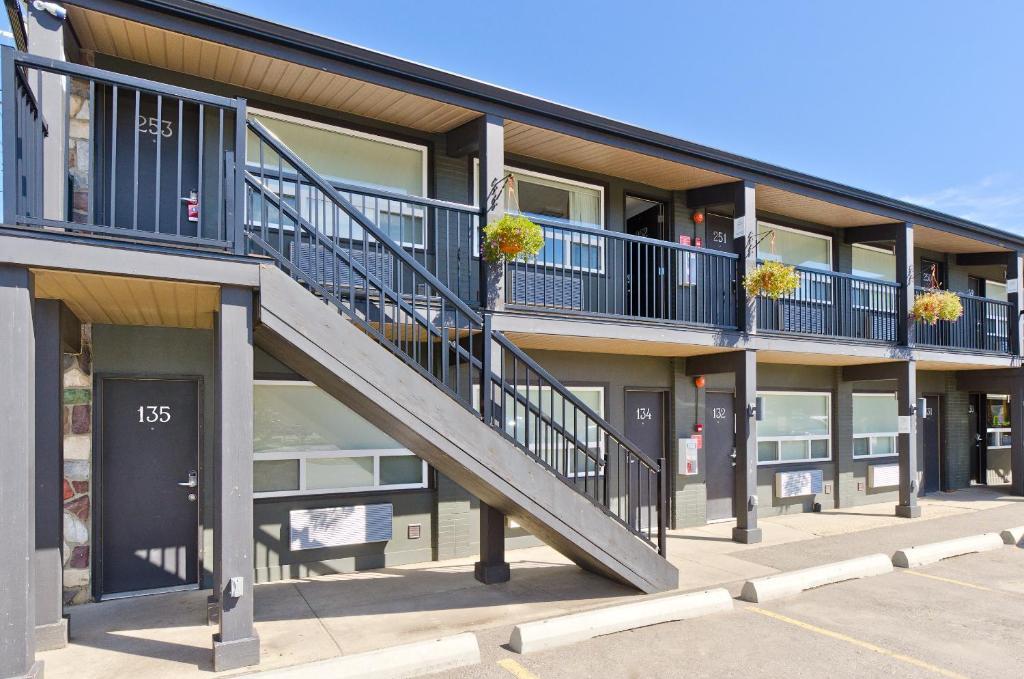 Centro Motel Calgary Informationen Und Buchungen