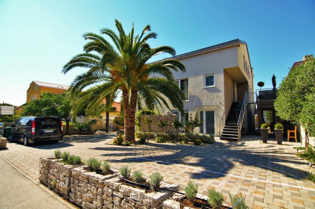 Villa diana zadar croatia for Best boutique hotels in zadar