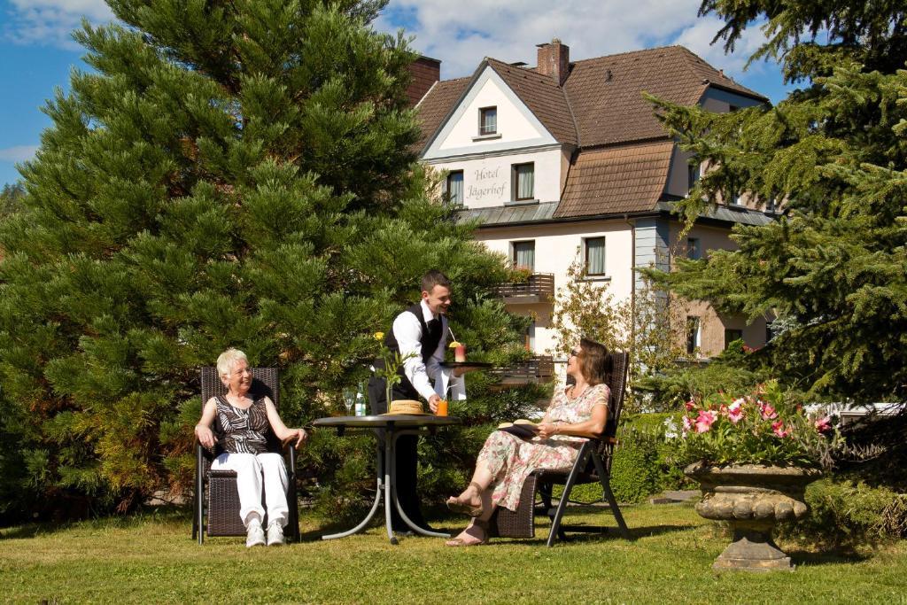 Hotel Jagerhof Bad Bruckenau