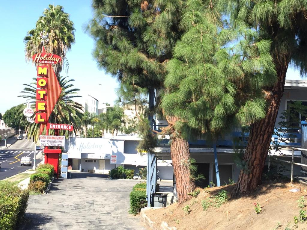 Holiday Lodge Los Angeles Online Booking Viamichelin