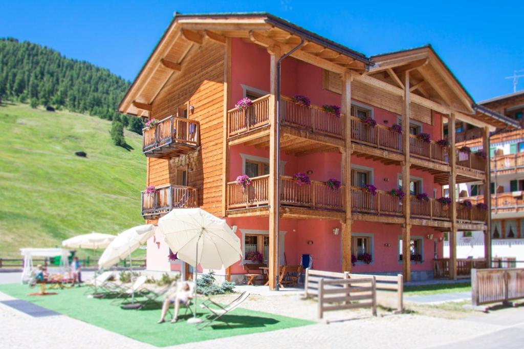 Hotel Posta Livigno Booking