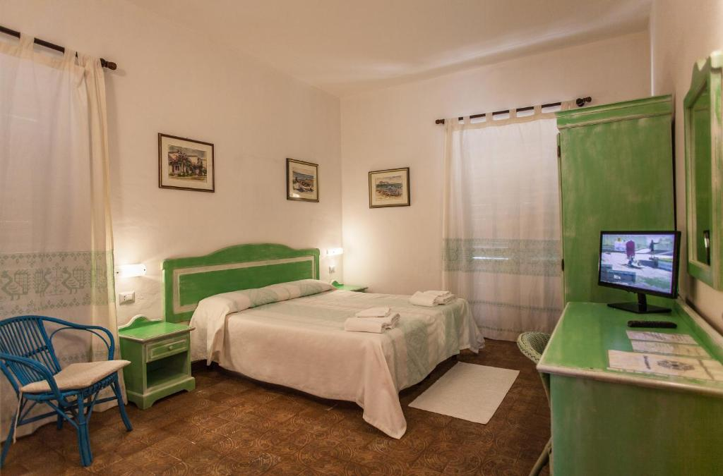 Hotel Sandalyon San Teodoro Booking