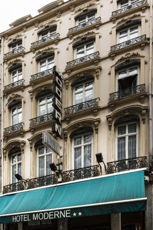 Hotel moderne lyons online booking viamichelin for Hotels 69002 lyon