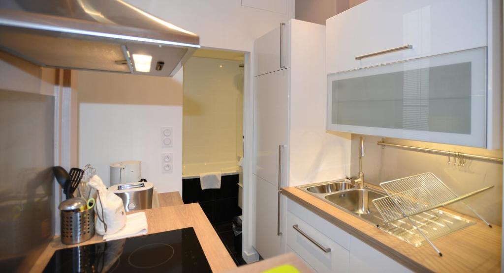 Appartement appart 39 r publique locations de vacances lyon - Ustensiles de cuisine lyon ...