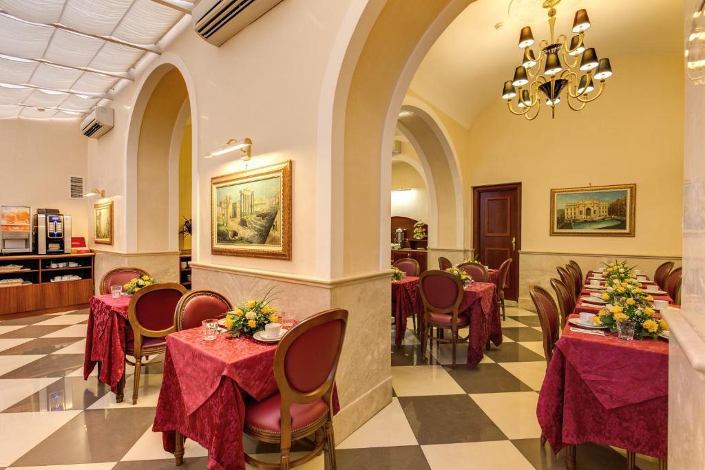 Hotel Contilia Rome