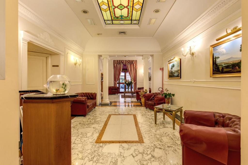 Hotel Contilia Roma Recensioni