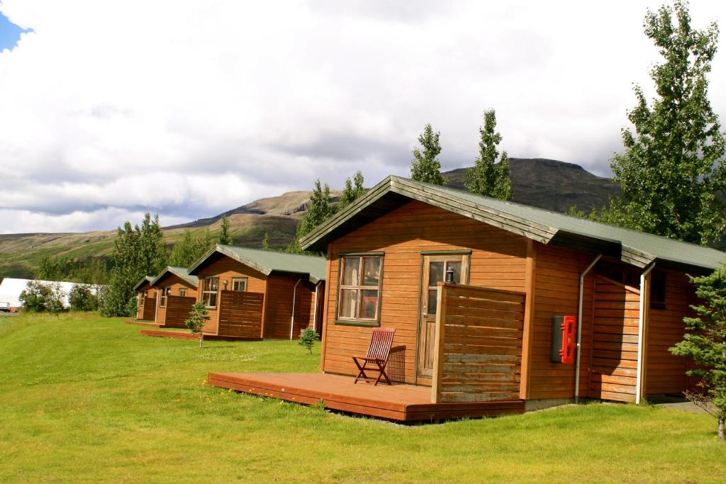 Geysir cottages prenotazione on line viamichelin for Piani di piccolo cottage artigiano