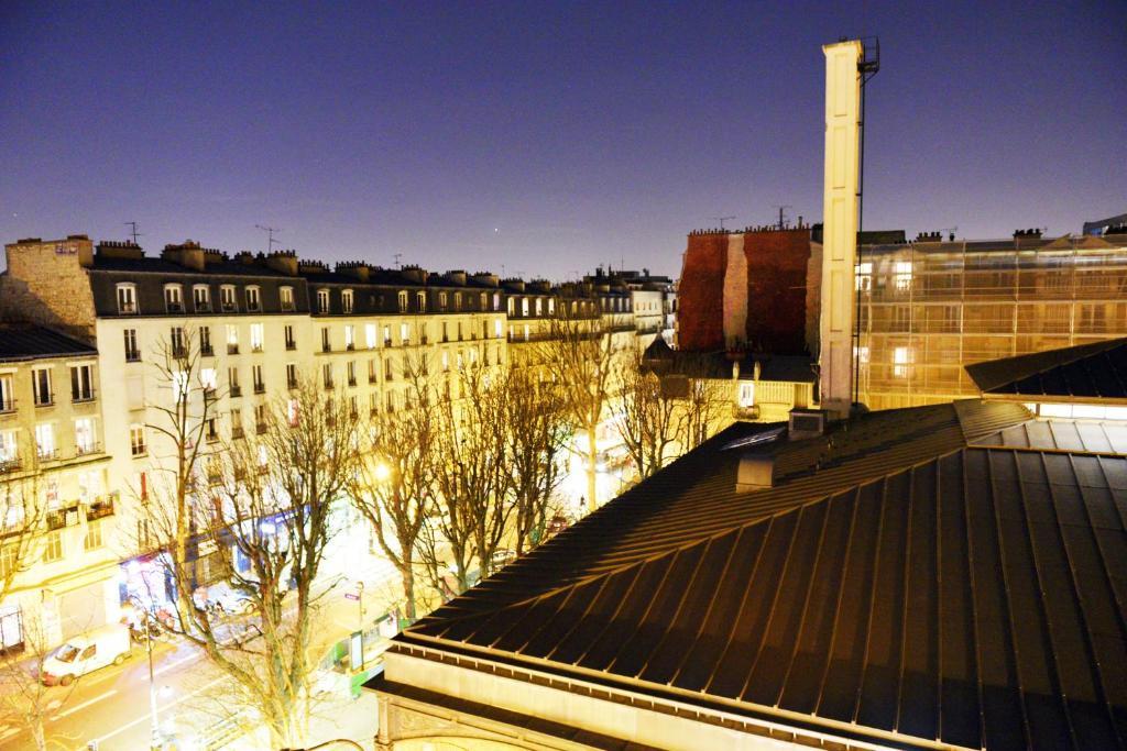 Hotel De L Ermitage Paris