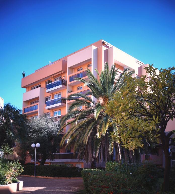 Hotel Restaurant Mediterranee Menton