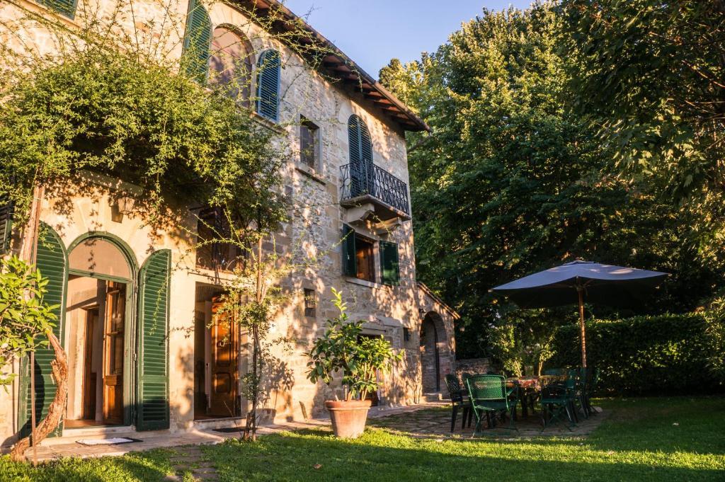 Casale Girifalco Villa In Cortona Italy