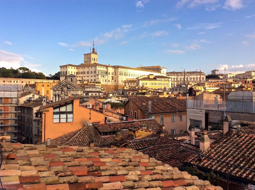 Apartment principessa trevi rome italy for Reservation hotel italie
