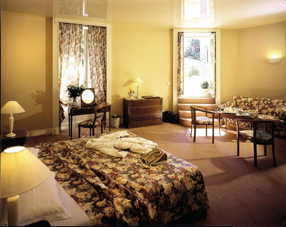 Hotel relais du silence le mas du soleil salon de provence - Hotel le mas du soleil salon de provence ...