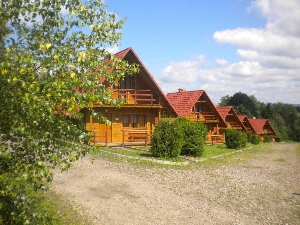 Chaty Lesko-Ski