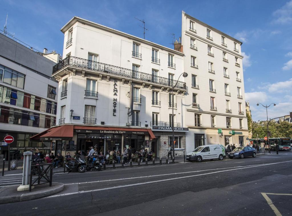 Hotel Pyrenees Gambetta Paris