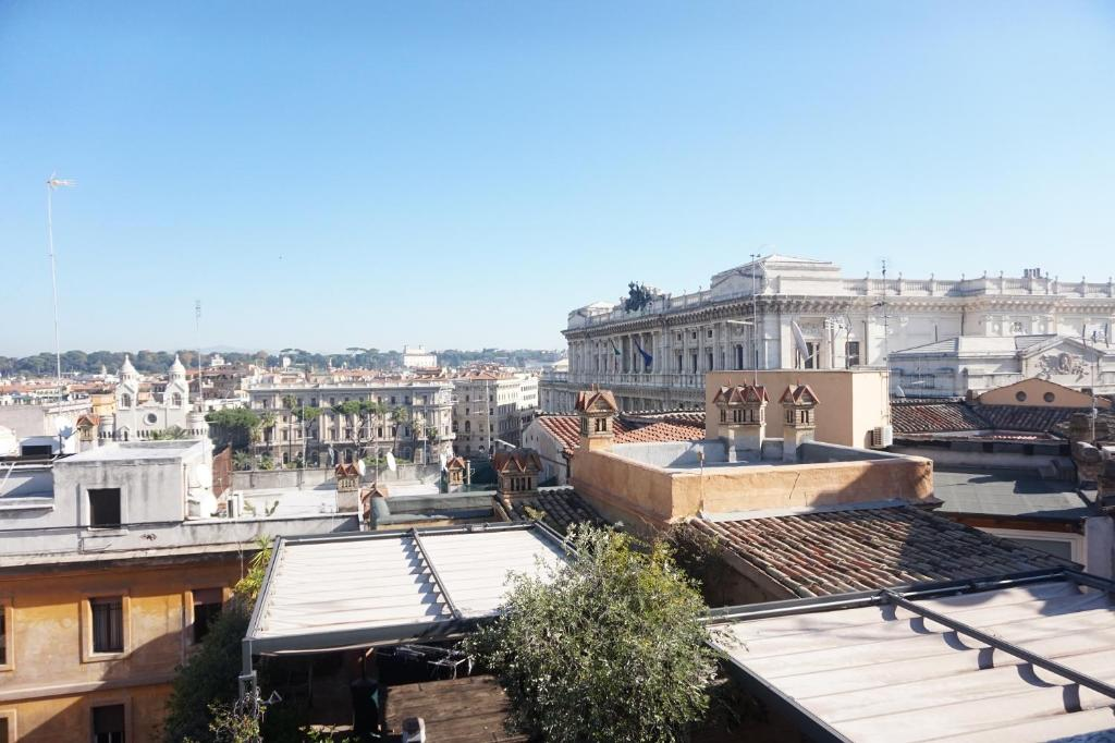 Hotel Sant Angelo Roma Booking