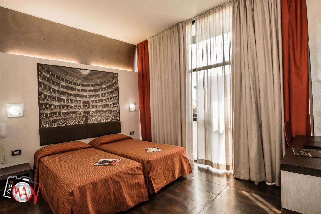 Hotel Milano Navigli Piazza Sant Eustorgio