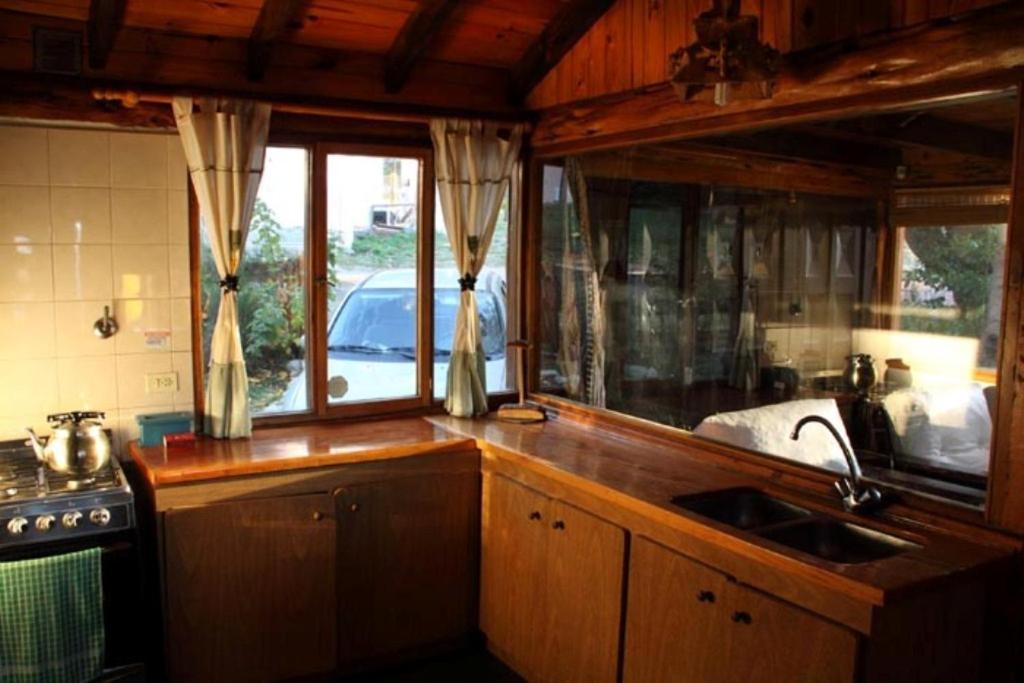 Casa de vacaciones rosanegra patagonia argentina san for Terrazas 5 bariloche