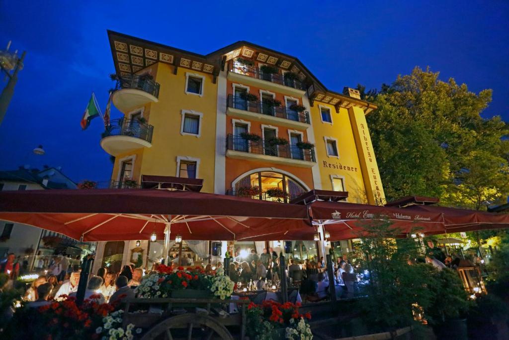 Hotel europa residence asiago prenotazione on line for Asiago residence