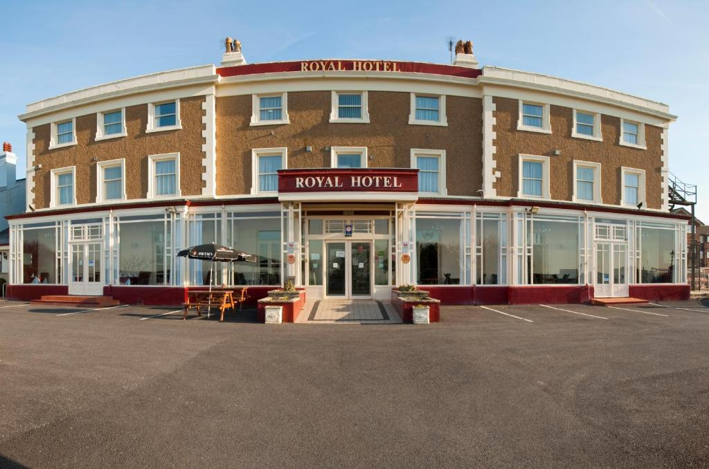 Royal Hotel Marine Terrace Liverpool
