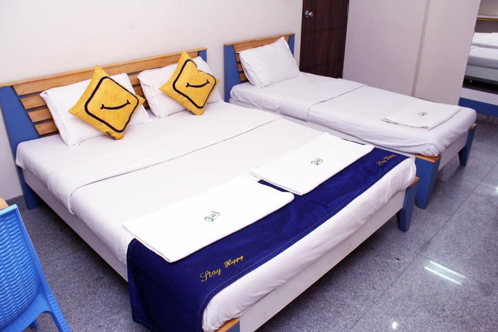 Vista Rooms at Vadapalani