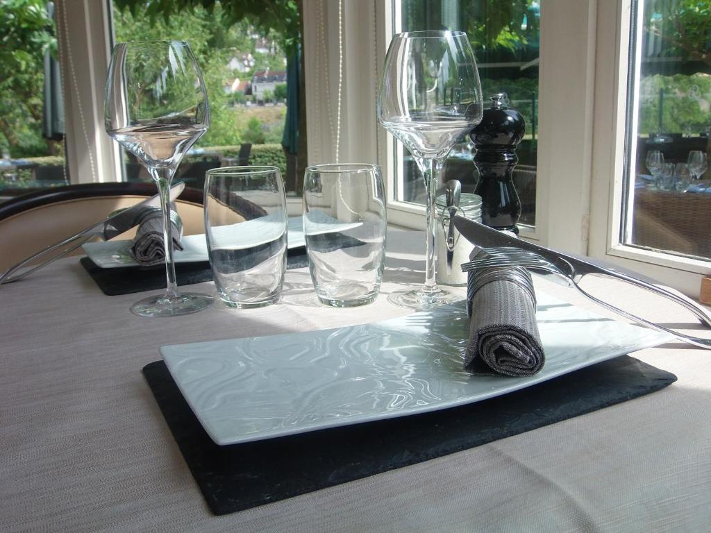 Hotel Restaurant Le Rive Gauche Joigny
