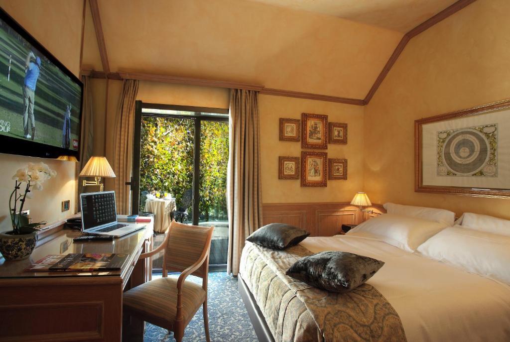 Hotel de la ville monza small luxury hotels of the world for Small hotels of the world