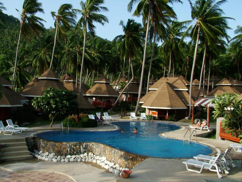 Koh tao coral grand resort book your hotel with viamichelin - Ko tao dive resort ...