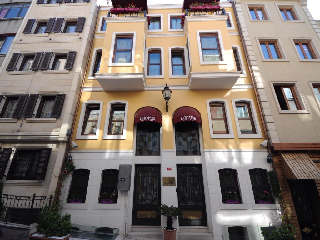 Ottopera hotel beyo lu book your hotel with viamichelin for Ottopera hotel