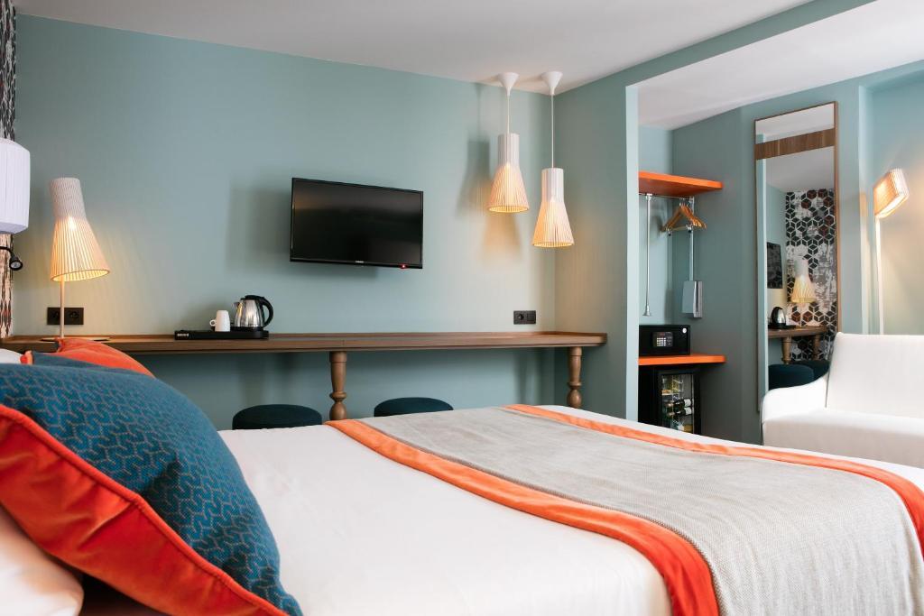 Hotel des nations saint germain r servation gratuite sur for Reserver des hotels
