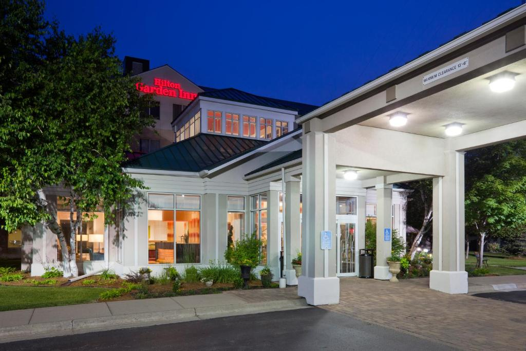 Hilton Garden Inn Minneapolis Saint Paul Shoreview Shoreview Reserva Tu Hotel Con Viamichelin