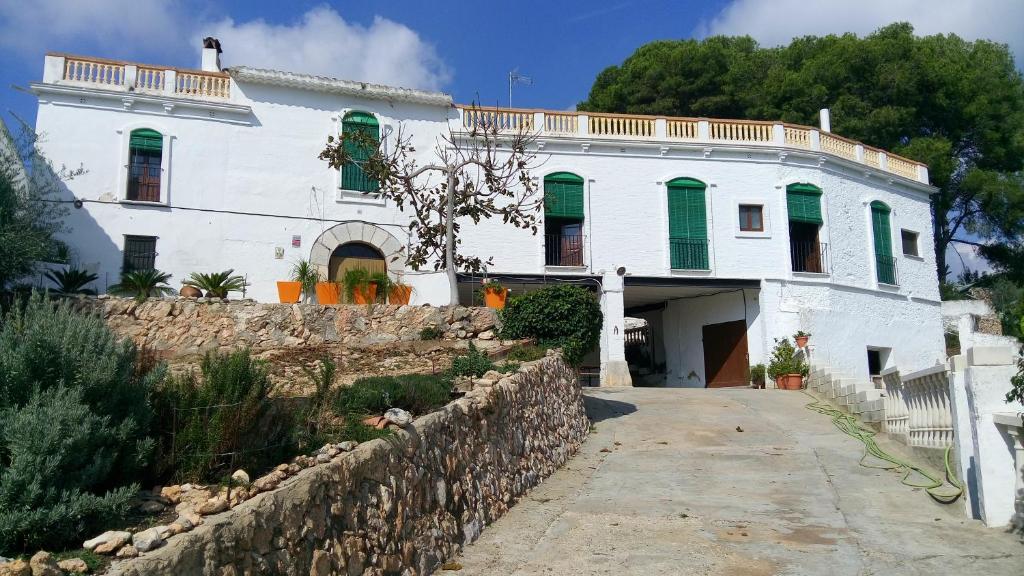 Casa de campo masia figueras espa a cubelles - Hoteles casa de campo madrid ...