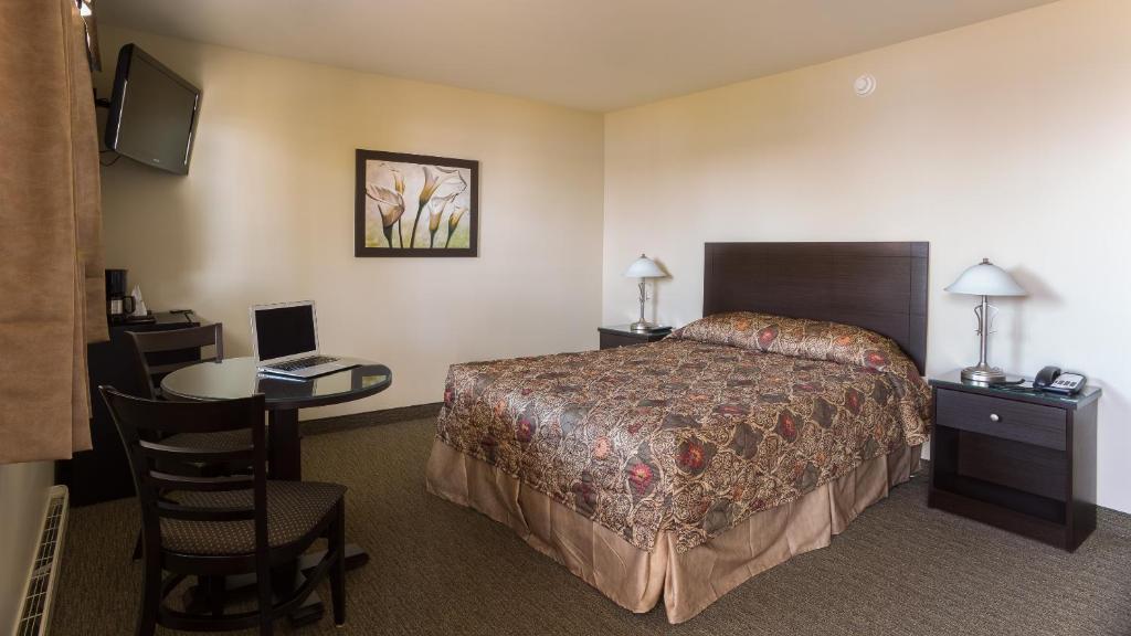 Motel du fleuve r servation gratuite sur viamichelin for Chambre de commerce de brossard