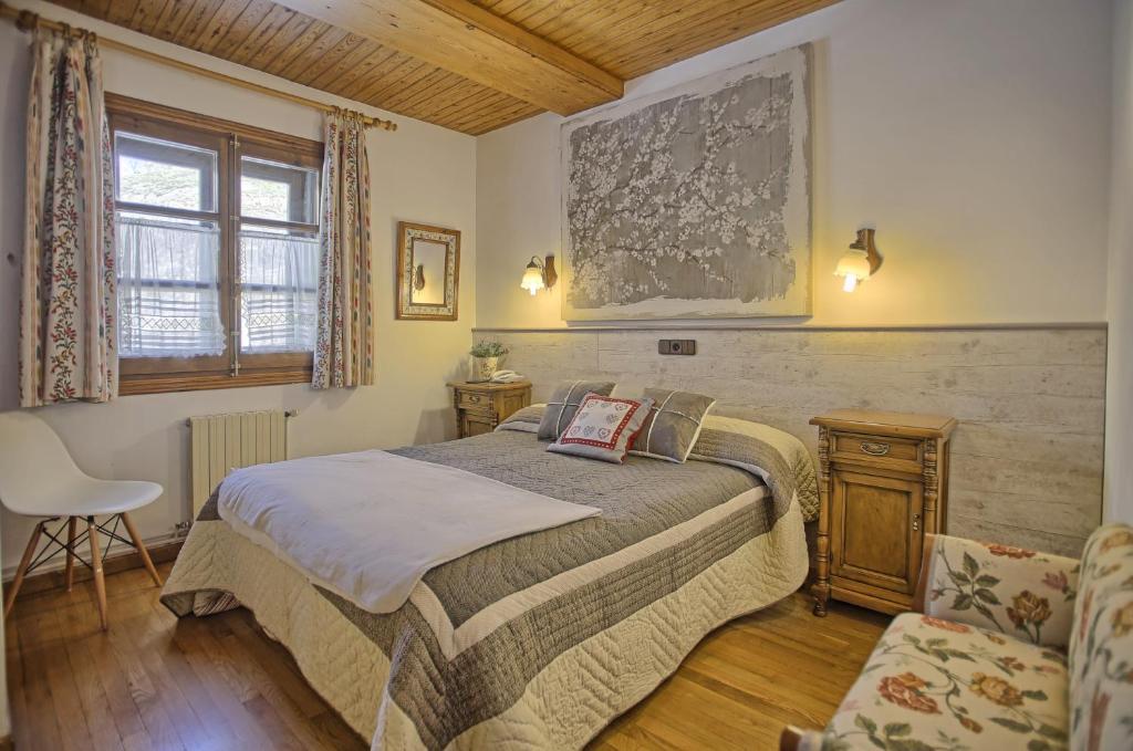 San marsial benasque hotel r servation gratuite sur for Booking benasque